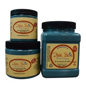 Dixie Belle Chalk Mineral Paint Antebellum Blue