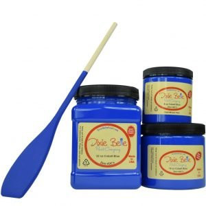 Dixie Belle Chalk Mineral Paint Cobalt Blue
