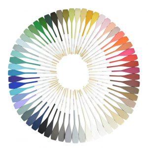Dixiebelle Farben