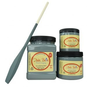 Dixie Belle Chalk Mineral Paint Stormy Seas