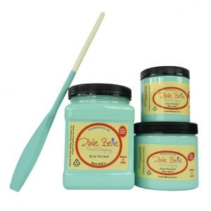 Dixie Belle Chalk Mineral Paint The Gulf