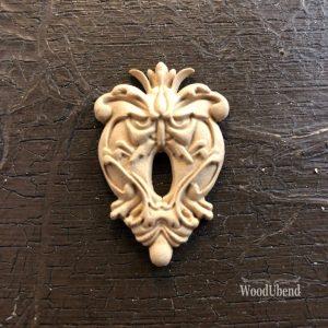 WoodUBend 987 Schlüsselloch/Keyhole