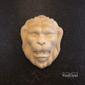 WoodUBend 1798 Gorillakopf