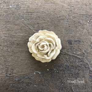 Wood U Bend 321 Rose 2cm x 2.1cm