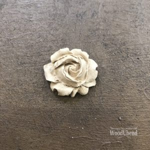 Wood U Bend 322 Rose 1cm x 1cm