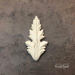 Wood U Bend 1363 Blatt