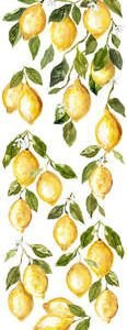 "IOD Decor Transfer ""LEMON Drops"""