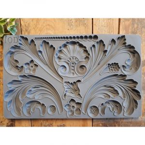 IOD Decor Mould Acanthus Scroll