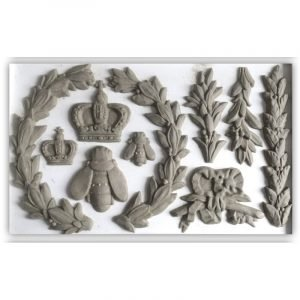 IOD Decor Mould Classical Laurel