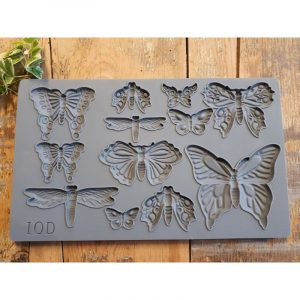 IOD Decor Mould Monarch