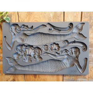 IOD Decor Mould Sea Sisters