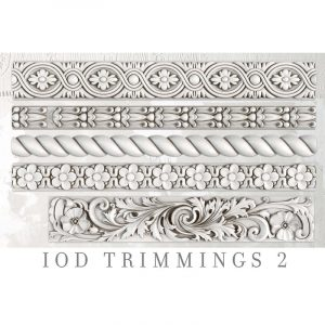 IOD Mould Decor Trimmings 2