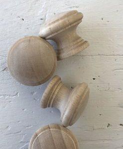 IOD Möbel-Knöpfe 3.2 cm – 4er SET
