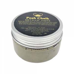 Posh Chalk Metallic Paste –  Green Bronze