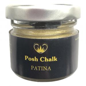 Posh Chalk Patina – Pale Gold