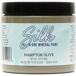Dixie Belle Silk All In One Mineral Paint Hampton Olive