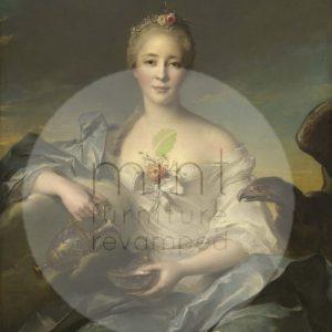 """Mint by Michelle Decoupage Papier """"Madam Le Fevre"""""""