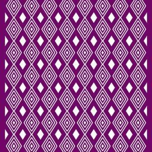 Belles and Whistles Silkscreen Schablone – leicht klebend – wiederverwendbar –  Patterns 20x25cm
