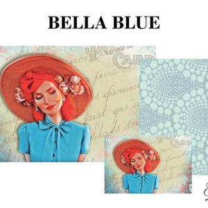 "Grace on Design Decoupage Papier ""Bella Blue"""