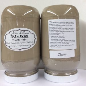 Miss Lillian's NO WAX Chock Paint Chanel