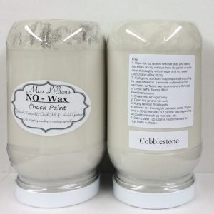 Miss Lillian's NO WAX Chock Paint Cobblestone