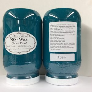 Miss Lillian's NO WAX Chock Paint Gypsy