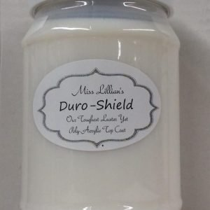 Miss Lillian's Duro-Shield Luster Ultimate Protection Topcoat
