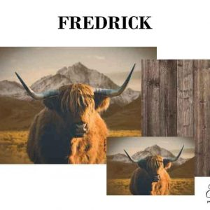 "Grace on Design Decoupage Papier ""Fredrick"""