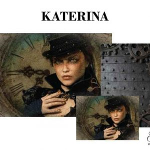 "Grace on Design Decoupage Papier ""Katerina"""