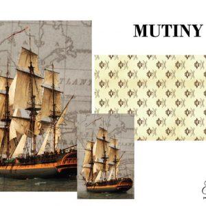 "Grace on Design Decoupage Papier ""Mutiny"""