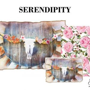 "Grace on Design Decoupage Papier ""Serendipity"""