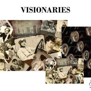 """Grace on Design Decoupage Papier """"Visionaries"""""""