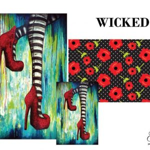 "Grace on Design Decoupage Papier ""Wicked"""