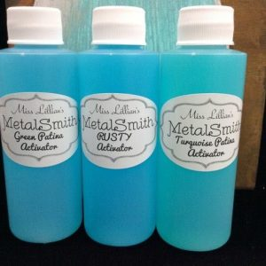 Miss Lillian's MetalSmith Patina Activator Spray