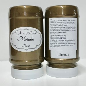 Miss Lillian's Metallic Paint Bronze