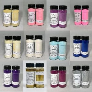 Miss Lillian's SPARKLE Sparkling Glaze and Paint Maker