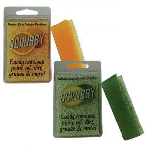 Scrubby Soap Reinigungsseife für Pinsel