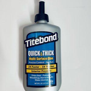 Titebond Quick & Thick Kleber