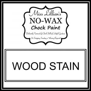 Miss Lillians's Wood Stain Waterbased